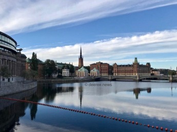 Stockholm / September 09 2018