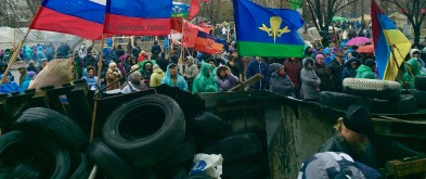Maidan Nezalezhnosti, Kiev / January 2014