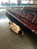 Doha airport / May 31st 2014