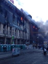 Maidan Nezalezhnosti, Kiev / February 2014