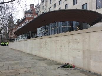 New Scotland Yard, London / March 23rd 2017