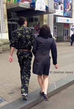 Donetzk, Ukraine / April 2014