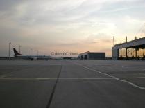 Munich airport / 2008