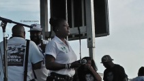 Sybrina Fulton, mother of Trayvon Martin, St. Louis, MO, USA / August 24th 2014