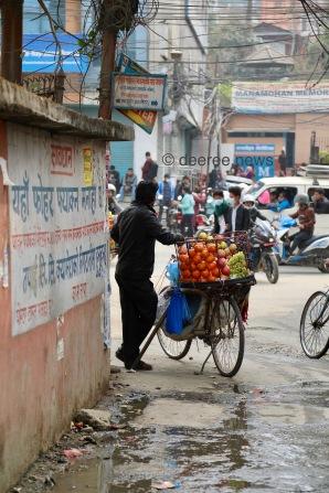 Kathmandu, Nepal / February 20th 2018