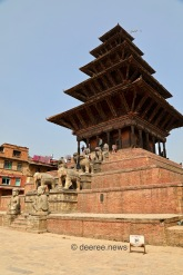 Bhaktapur, Nepal / March 2nd 2018