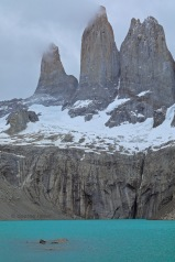 Torres del Paine NP, Patagonia, Chile / 30th October 2019