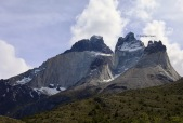 Torres del Paine NP, Patagonia, Chile / October 31st 2019