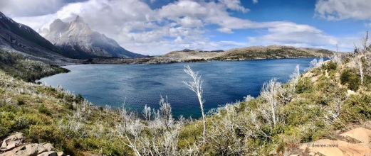 Torres del Paine NP, Patagonia, Chile / November 4th 2019
